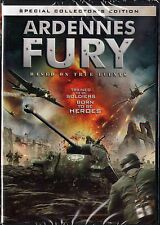 Ardennes Fury (DVD, 2014,) Tank Unit, Battle of the Bulge rescue children