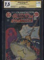 Phantom Stranger #23 CGC 7.5 SS Len Wein & Marv Wolfman 1973