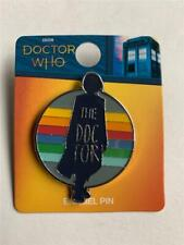 DOCTOR WHO The Doctor Enamel Pin