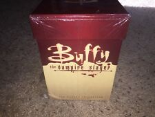 Buffy the Vampire Slayer - Complete Chosen Collection (DVD, 40-Disc Set) *NEW!*