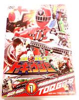 SENTAI (3/6) - Ressha Sentai TOQGER - Dvd Zone 2 Très bon état