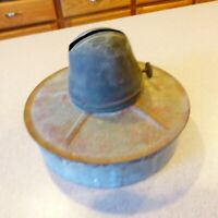 Antique Zenith Miller Oil Kerosine Lamp