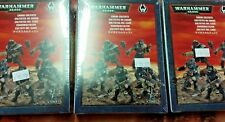 Warhammer 40K Chaos Space Marine CULTISTS Renegades (3 packs, 15 Cultists) new