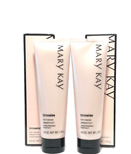 MARY KAY TIMEWISE 3-IN-1 CLEANSER~LOT OF 2~COMBINATION/OILY~DISCONTINUED!