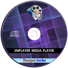 NEW & Fast Ship! SMPlayer Media Player - Play Any Video / DVD / Music / Audio