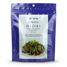 Clearspring Hijiki 50g - Japanese Dried Sea Vegetable