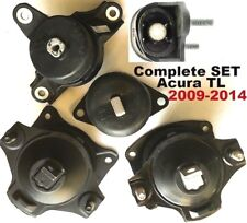 5PC ENGINE & TRANSMISSION MOUNTS FOR 2009-2014 ACURA TL 3.5L 3.7L AUTO FAST SHIP