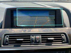 Crystal Clear Screen Protector for 2012 BMW 640i Vehicle Navigation