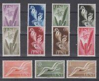 IFNI (1954) SERIE COMPLETA EDIFIL 103/13 SELLOS NUEVOS SIN FIJASELLOS MNH