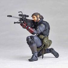 Metal Gear Solid V Phantom Pain Venom Snake 16cm Figuras de Acción Toy NEW BOXED