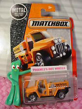2017 Matchbox #74 FIRE STALKER☆Orange; Brush/Fire 33☆Heroic Rescue☆Case A/B