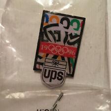1996 UPS Atlanta Olympic Games Pin (MINT COND., FREE SHIPPING)