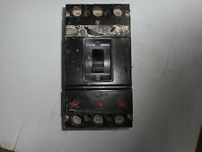 Westinghouse LB3400F 400 amp  600v 3pole circuit breaker