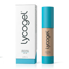 NEW! Lycogel Breathable Camouflage Foundation SPF 30 - 0.7 oz (Caramel)