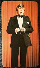 Mike Yarwood  TV Impressionist    Superb 1970's Card # Exc