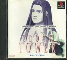 Ps Horloge Tower The Premier Fear Japon PLAYSTATION 1 PS1