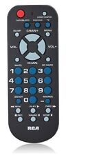 RCA 3-Device Palm-Sized Universal Remote RCR503BR