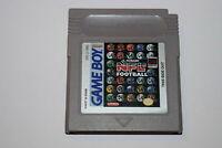 NFL Football Nintendo Game Boy Video Game Cart