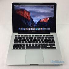 "Apple 2009 MacBook Pro 13"" 2.53GHz C2D 500GB 8GB MB991LL/A + C Grade + Warranty!"