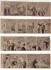 Dixie Dugan by McEvoy & Striebel - 26 daily comic strips - Complete April 1953