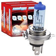 4x H4 Xenon Look XENOHYPE Ultra Halogenlampe 12V 60/55 Watt P43t