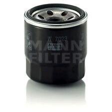 Mann Oil Filter Spin On For Hyundai i10 1.0