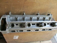 Original  Jaguar  XK type Cylinder Head.  Straight Port