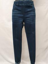 Jeans Carla Ferroni pantalone donna made in Italy blu nero art.16010