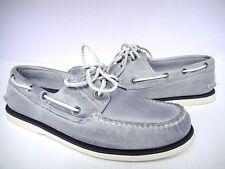New Timberland Boat Shoe - 29587 Classic 2-Eye Light Blue men's size 8