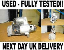NISSAN quasi esaurito TINO 2.2 Diesel 2000-2003 STARTER MOTOR m8t71471