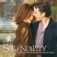 SERENDIPITY: MUSIC FROM THE MIRAMAX MOTION PICTURE CD  BRAND NEW SEALED