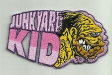 "OFFICIALLY LICENSED ED ""BIG DADDY"" ROTH RAT FINK JUNK YARD KID HOT ROD PATCH"