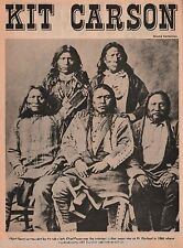 Kit Carson and the Utes+Apaches,Baca,Barela,Blackfeet,Carson,Chief Kaneache