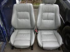 Lederausstattung grau Opel Astra G Caravan Kombi