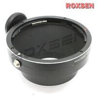 Pentax 67 6x7 Mount Lens to Canon EOS EF Adapter 550D 5D II III 60D 7D 650D 700D