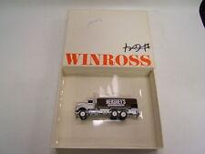 Winross Hershey's Chocolate Lowfat Milk Delivery Kenworth Tank Wagon 1993 VGC