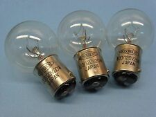 Lot of 3  Hosobuchi Microscope Bulbs - -  NEW OLD STOCK.