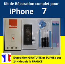 Kit Full of Replacement Battery+Tools+Stickers for IPHONE 7/7G