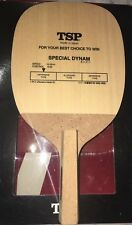 Table tennis racket Japanese penholder TSP Dynam Special Ping Pong