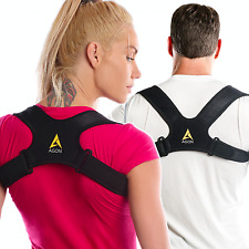 Agon Posture Corrector Clavicle Brace Support Strap Medical Device to Improve