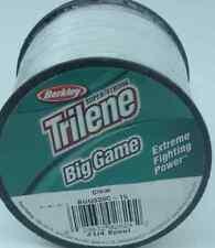 "Berkley Trilene Super Strong Big Game Monofilment Fishing Line 10lb 0.012/"" dia"