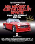MG Midget & Austin-Healey Sprite High Performance Manual Enlarged & updated