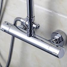 salle de bain douche ensemble bain accessoires vanne de commande thermostatique