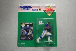 Marshall Faulk 1995 NFL Starting Lineup Action Figure BZ034