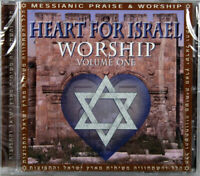 Heart For Israel Worship Vol. 1 NEW CD Messianic Praise & Worship Music