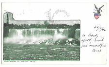 Front View, American Falls, Seen From Canadian Side, Niagara PPC 1902 PMK