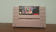 California Games II (Super Nintendo Entertainment System, 1993) CART ONLY