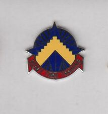 US Army 7th Training Command Germany crest DUI badge S-21