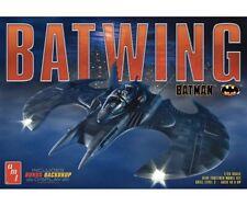 amt batwing batman model kit new open box