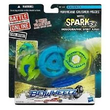 BEYWHEELZ W-32 HURRICANE CRUSHER PISCES with Axle!, New by Hasbro!